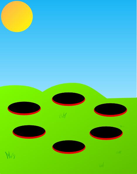 Mole Background Clip Art At Clker Com   Vector Clip Art Online
