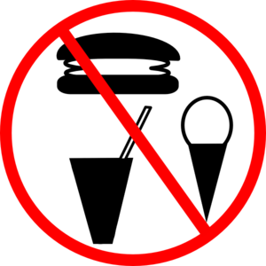 No Food Allowed Clip Art At Clker Com   Vector Clip Art Online