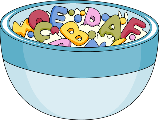Cereal Bowl Clipart - Clipart Kid