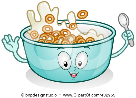 Royalty Free Clipart Illustration Bowl Cereal Pictures