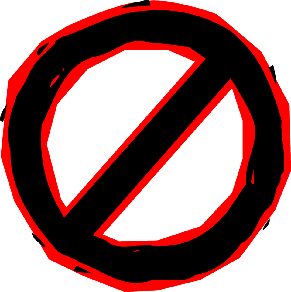 10 No Symbol Png Free Cliparts That You Can Download To You Computer