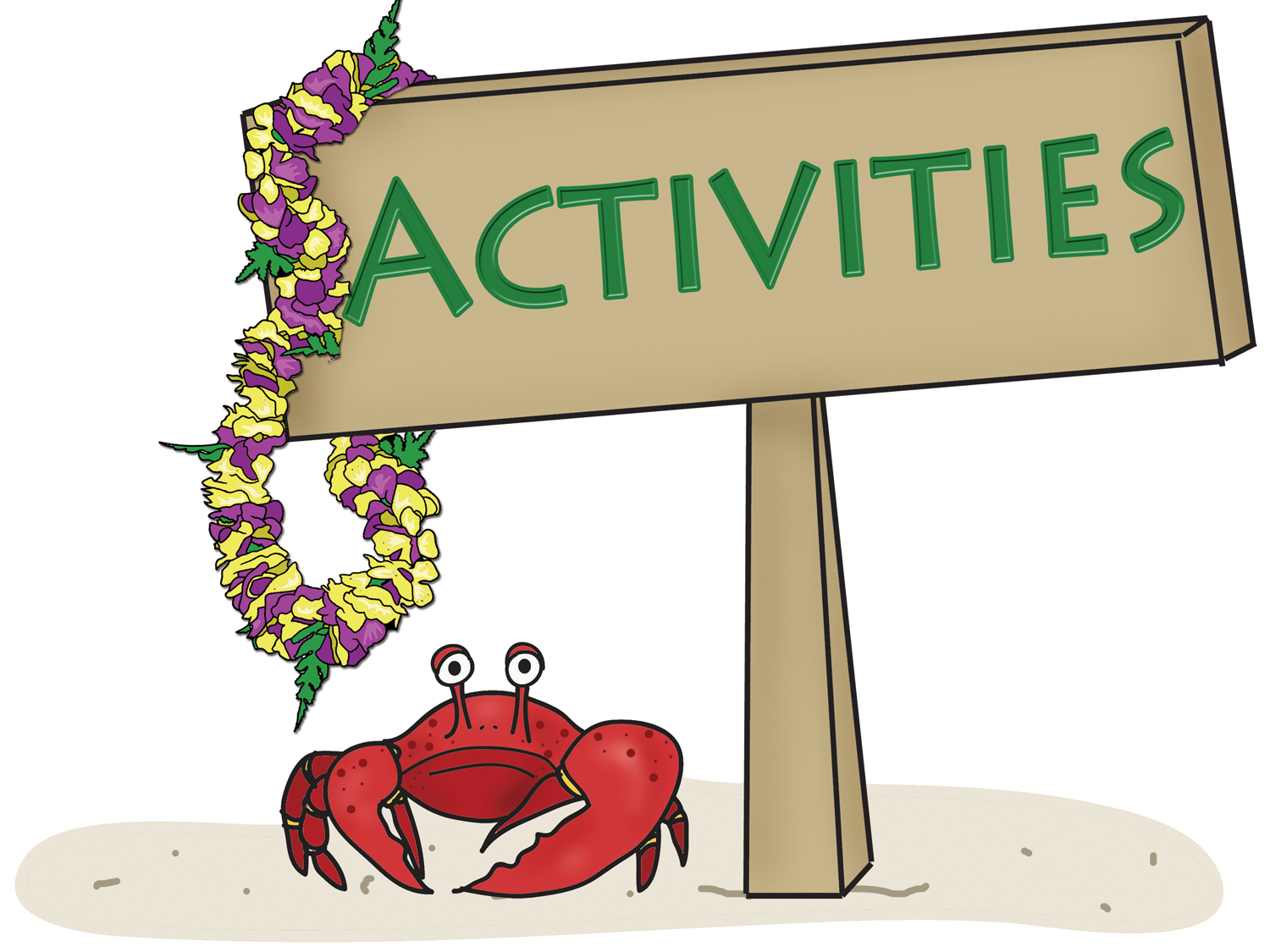 Activity Clipart - Clipart Kid