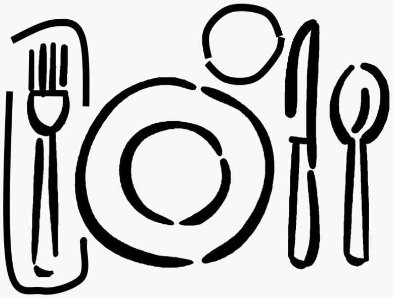 Dinner Table Clip Art   Clipart Panda   Free Clipart Images