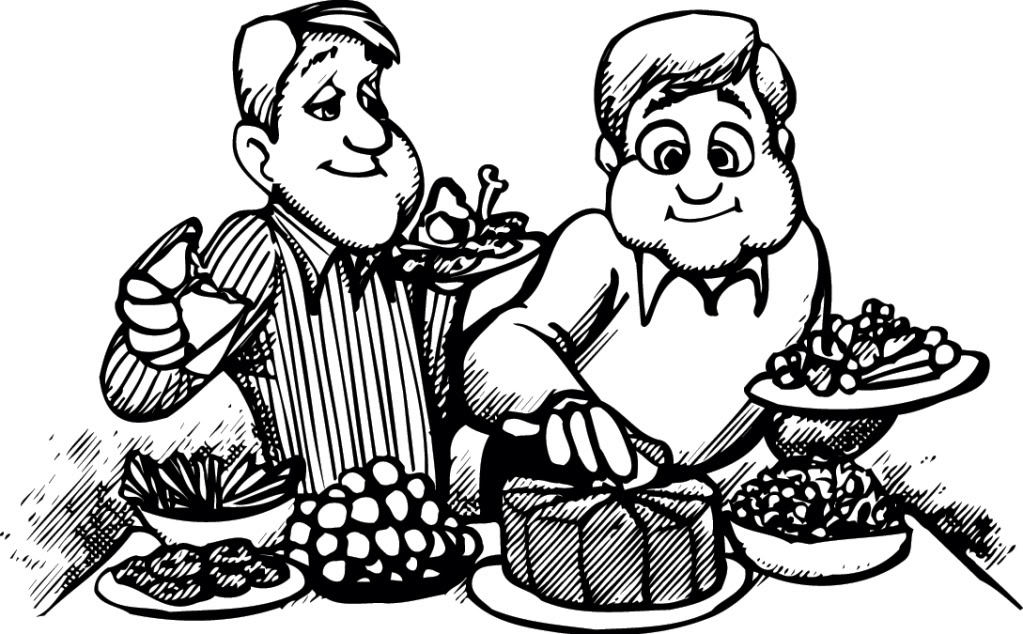 Displaying  18  Gallery Images For Potluck Lunch Clip Art