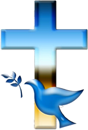 Cross And Dove Clipart - Clipart Suggest