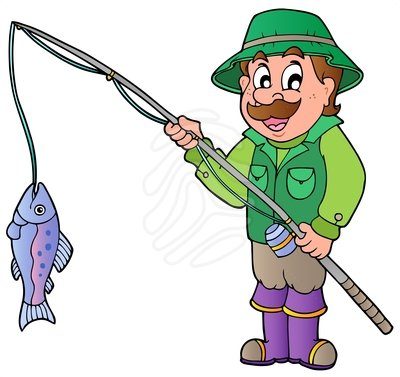 Fisherman Clipart   Clipart Panda   Free Clipart Images