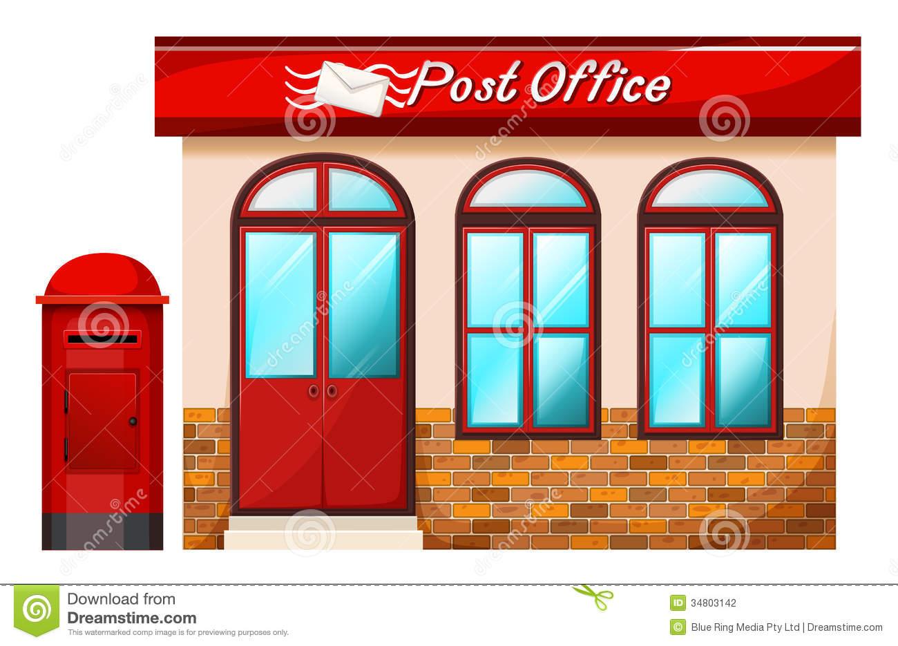 Go Back   Images For   Post Office Clip Art
