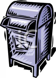 Post Office Box Clip Art #jRa1OW - Clipart Kid