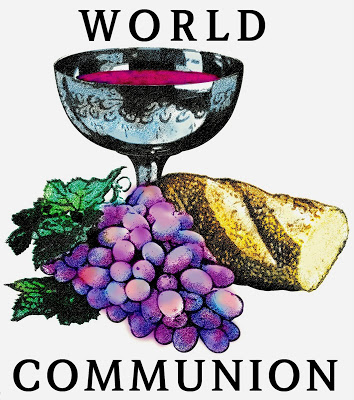 This Is World Communion Sunday World Communion Sunday Was Founded
