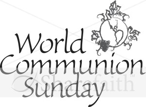 World Communion Sunday   Communion Clipart