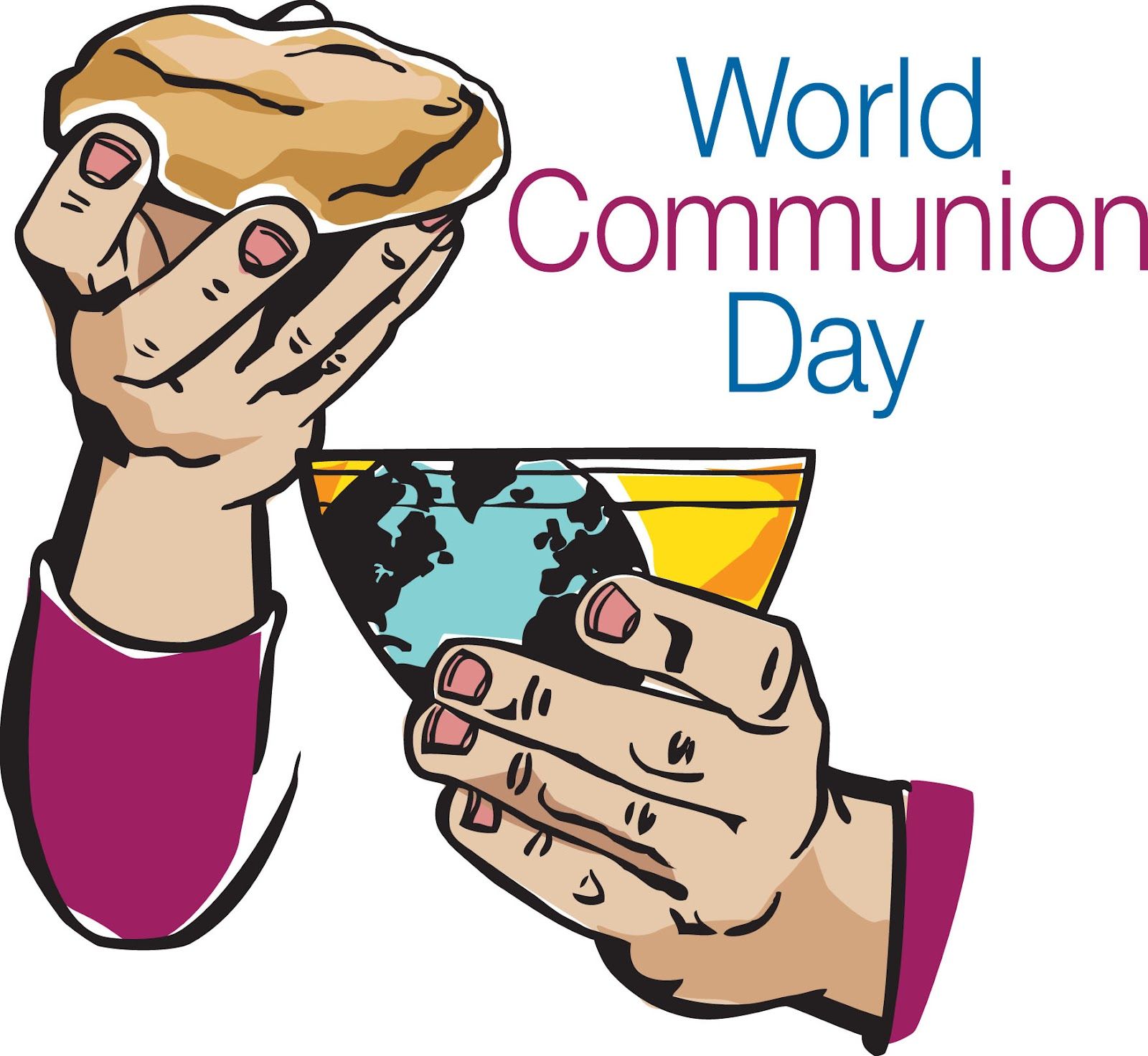 World Communion Sunday  October 7