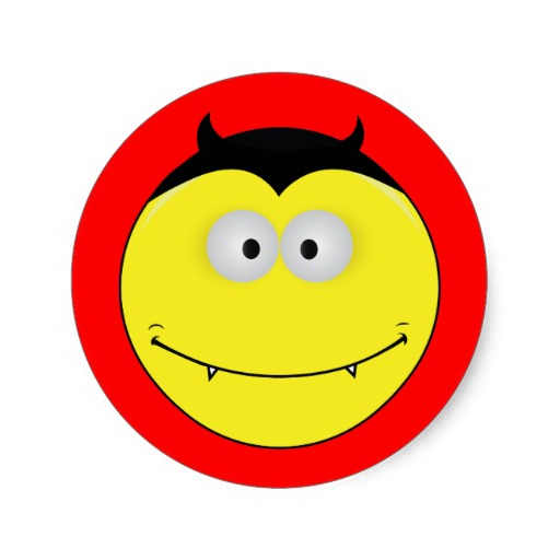 10 Evil Smiley Face Free Cliparts That You Can Download To You