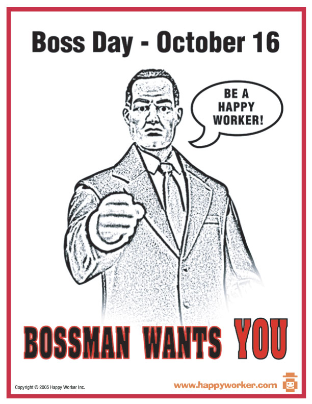 Boss S Day Tribute  5 Characteristics Of Good Bosses