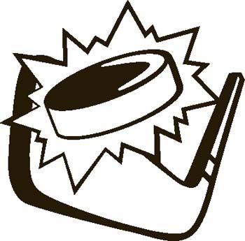 Hockey Net Clipart - Clipart Kid