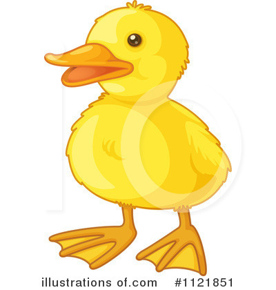 Duck Clipart  1121851   Illustration By Colematt