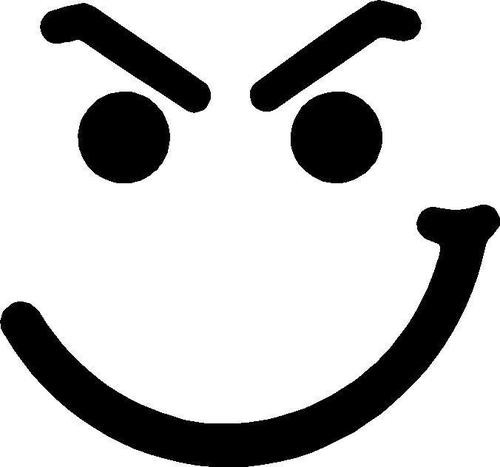 Evil Smiley Faces Free Cliparts That You Can Download To You