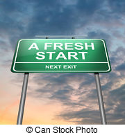 Fresh Start Illustrations And Clipart