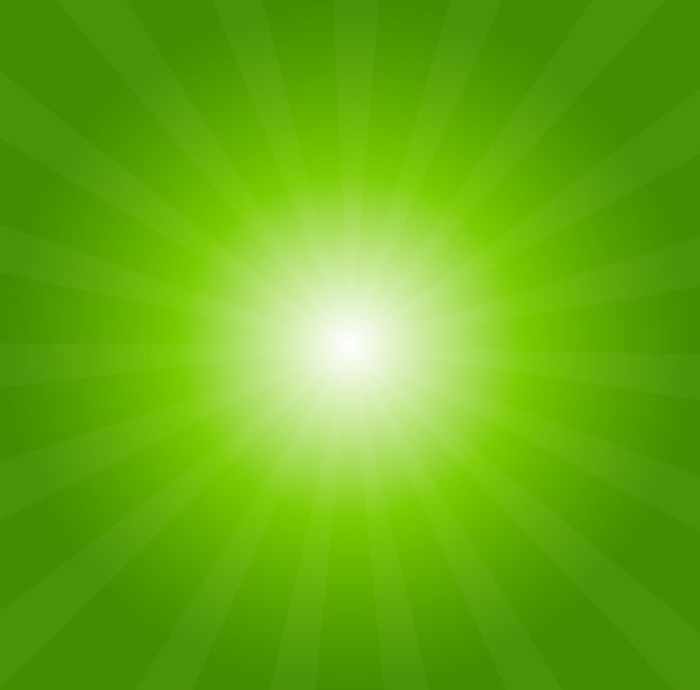 Green Light Burst Abstract Background   Free Vector Graphics   All