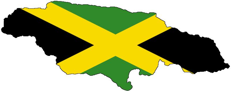 Jamaica Flag 071211  Vector Clip Art   Free Clipart Images