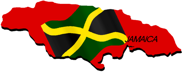 Jamaica Map   Free Images At Clker Com   Vector Clip Art Online