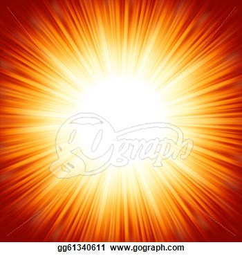 Light Burst  Eps 8  Stock Clipart Illustration Gg61340611   Gograph