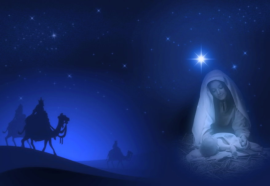 Silent Night Angels Clipart - Clipart Kid
