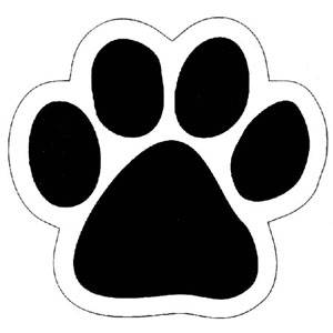 Panther Paw Clipart Also Download Royalty Free Clipart Backgrounds