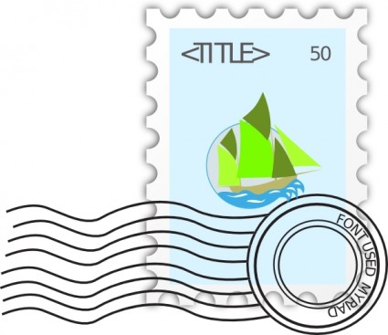 Postage Stamp Clip Art Free Vector In Open Office Drawing Svg    Svg