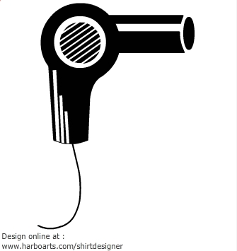 Blow Dryer Clipart - Clipart Suggest
