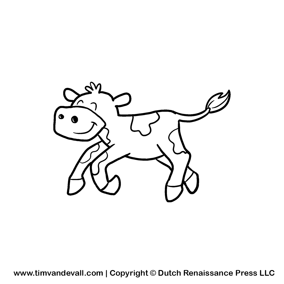 Calf Clipart Black And White   Clipart Panda   Free Clipart Images