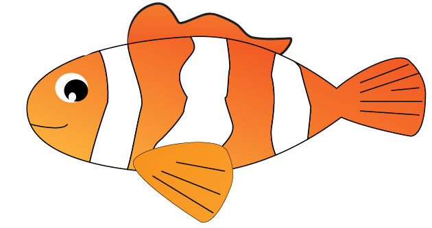 Clown Fish Clipart Clipart Suggest