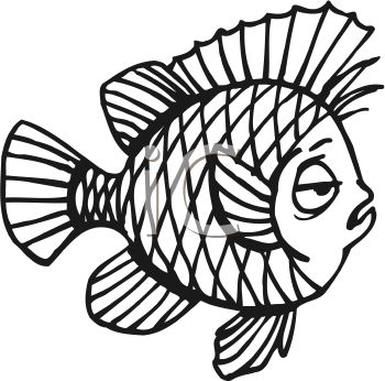 Fish Bowl Clipart Black And White   Clipart Panda   Free Clipart