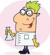 Free Chemist Clipart