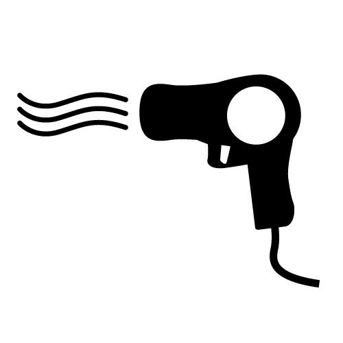 Hair Dryer Clip Art ~ Blow dryer clipart suggest