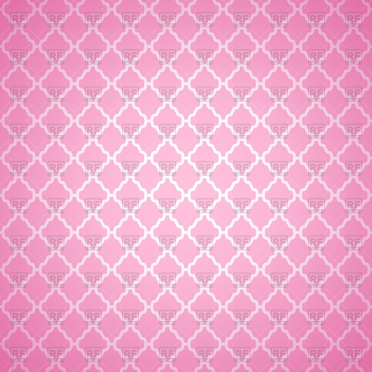 Pink Retro Wallpaper With Mesh Download Royalty Free Vector Clipart