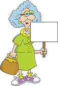 Senior Citizen Illustrations And Clipart