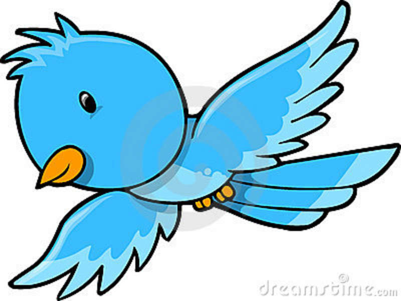 Bird Clipart   Bird Flying Clipart   Cute Bird Flying Clipart