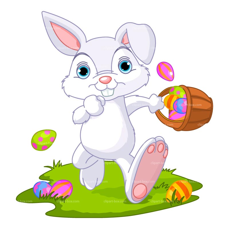 free clipart easter bunny - photo #4