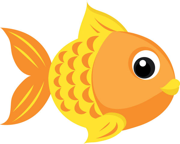 Cute Goldfish Clipart   Clipart Panda   Free Clipart Images