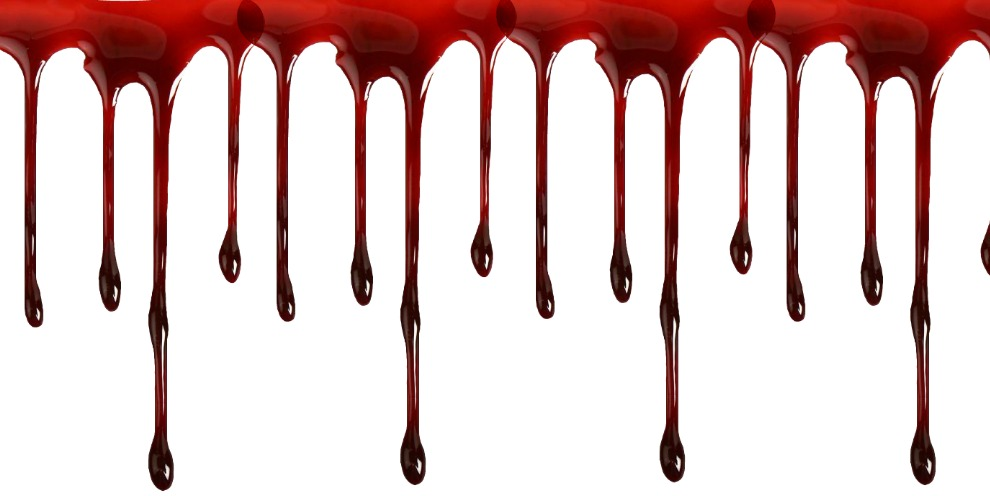 dripping blood clipart clipart kid