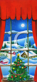Find Clipart Christmas Clipart Image 5933 Of 6800