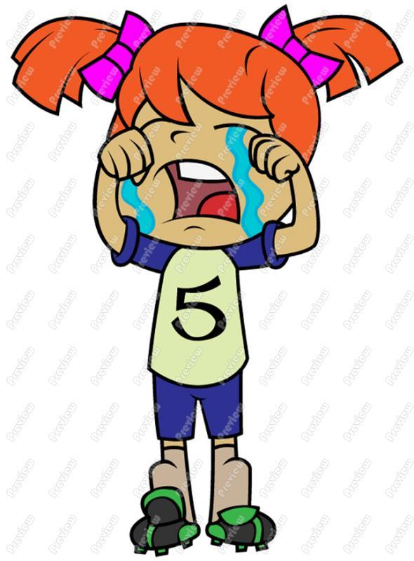 Cartoon Girl Clipart - Clipart Kid