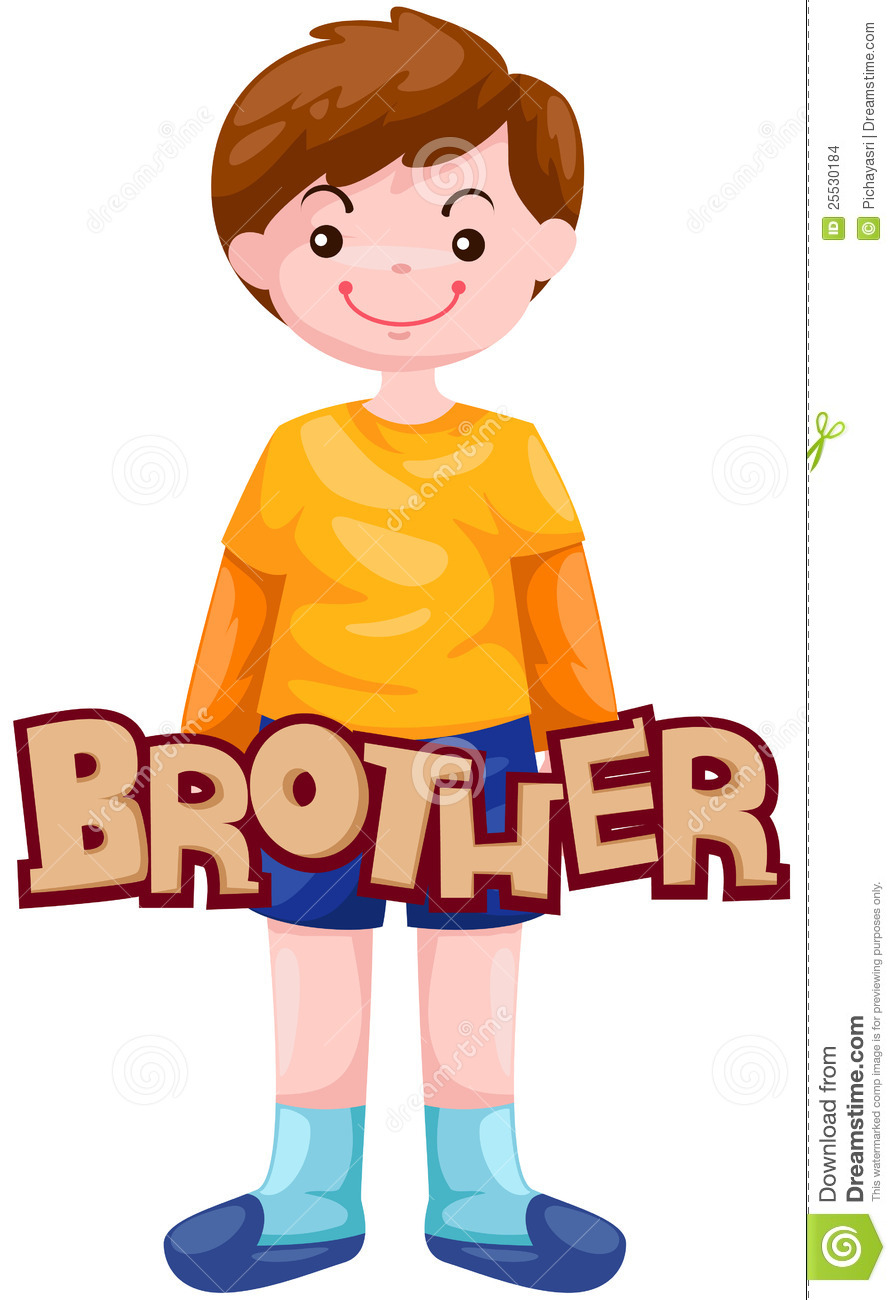 Brother And Sister Clipart - Clipart Kid