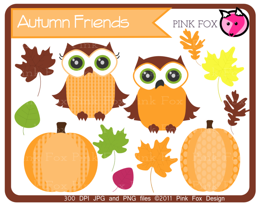 Owl Clip Art By Pinkfoxdesign On Deviantart