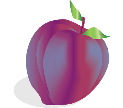 Plum Clipart Plum Vector1 Jpg