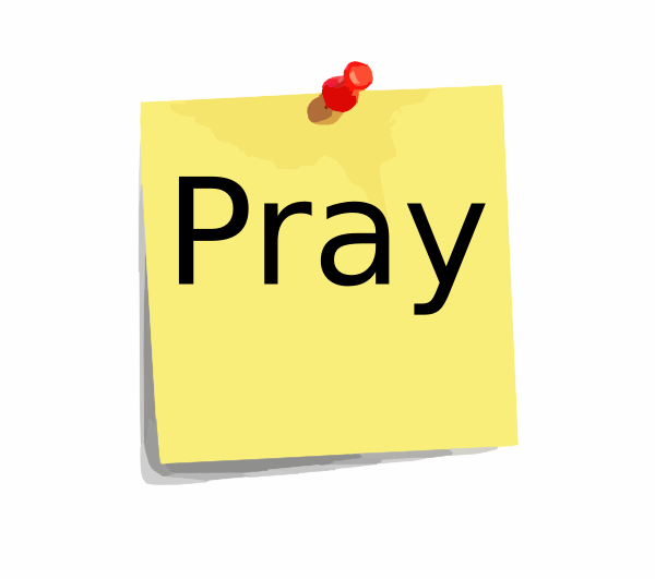 Pray Clip Art At Clker Com   Vector Clip Art Online Royalty Free