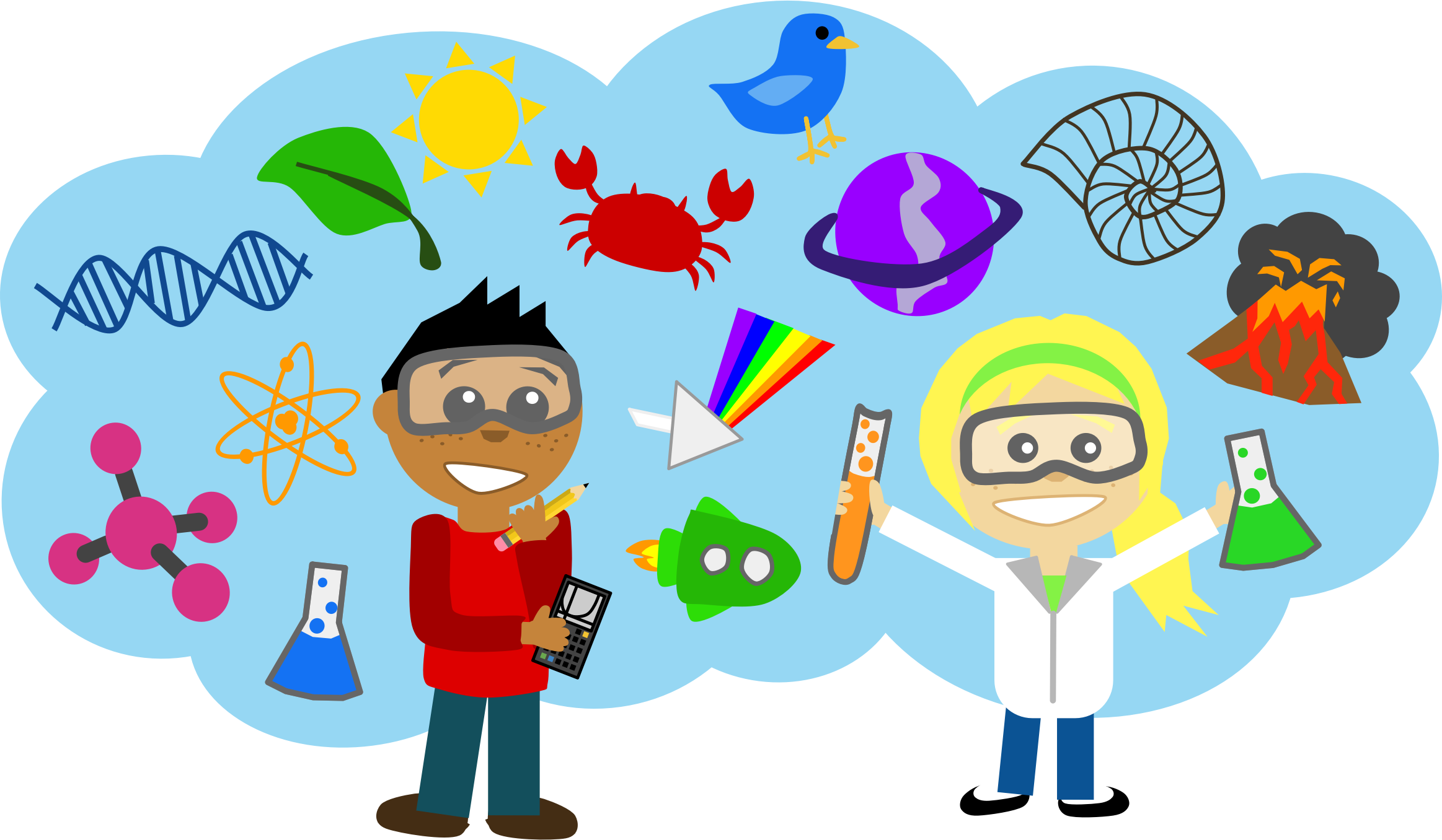 Biology Lab Clipart - Clipart Kid