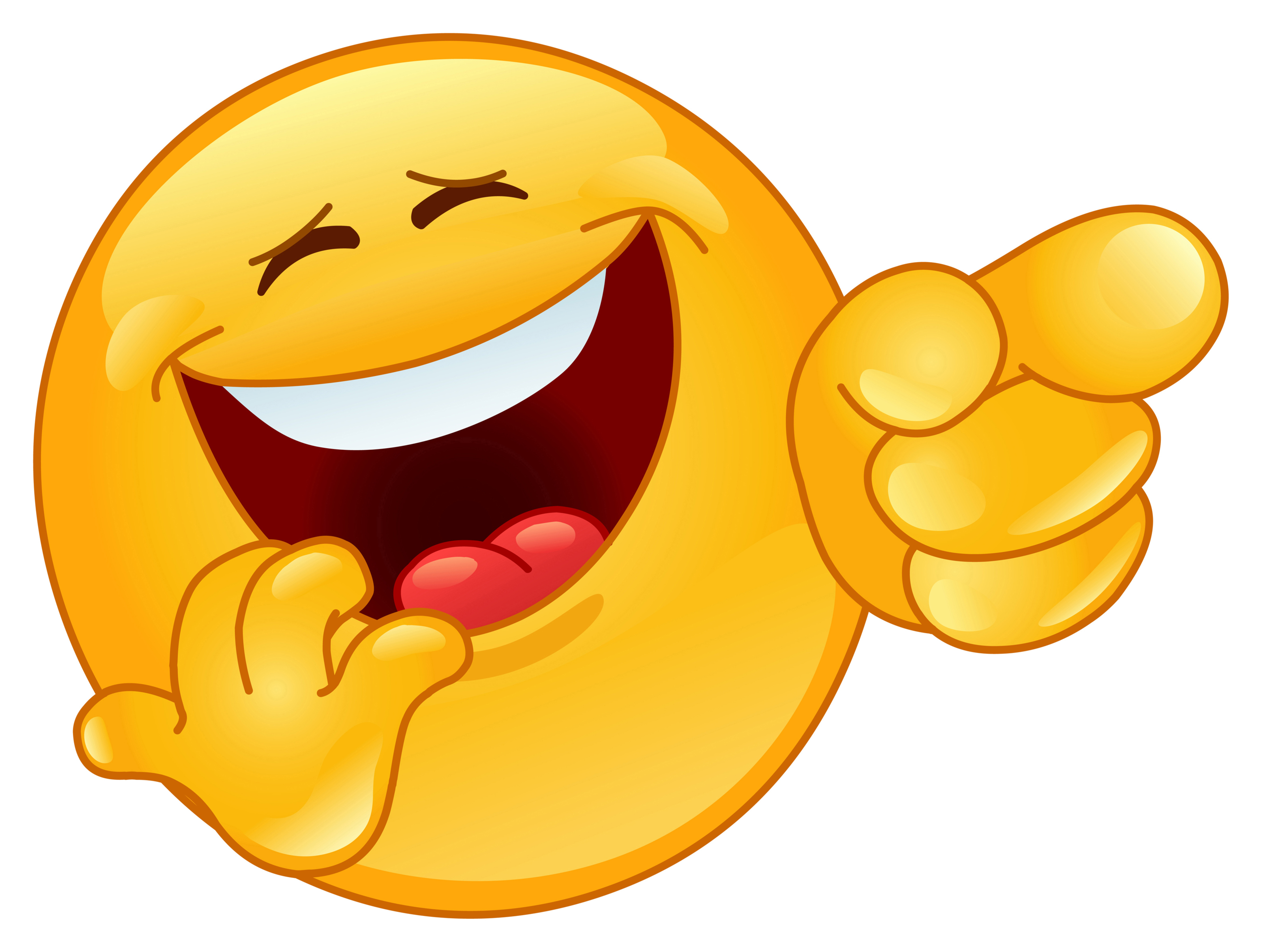 Silly Laugh Clipart