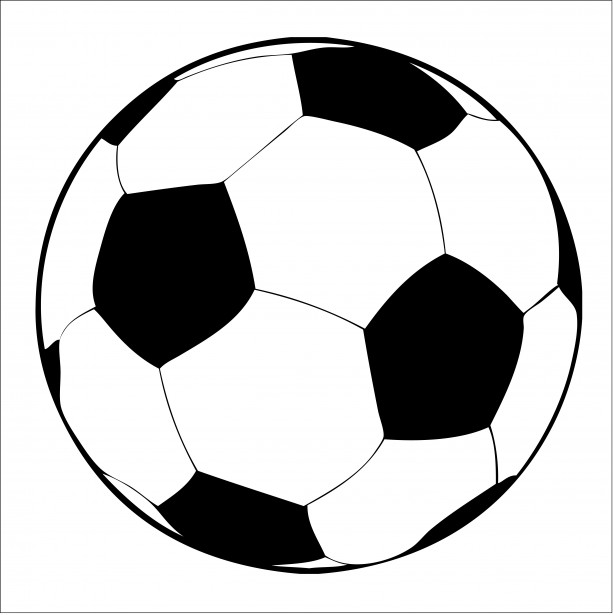 Soccer Ball Clipart Free Stock Photo   Public Domain Pictures