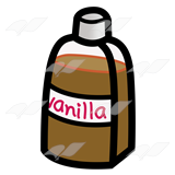 vanilla extract clipart brown vanilla bottle f3dcui basketball clipart black and white images basketball clipart black and white images